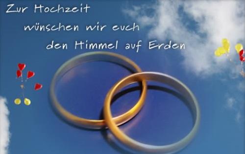 zyczenia slubne po niemiecku