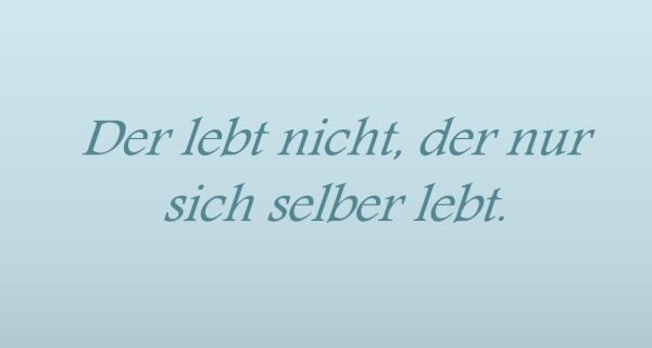 sentencje po niemiecku